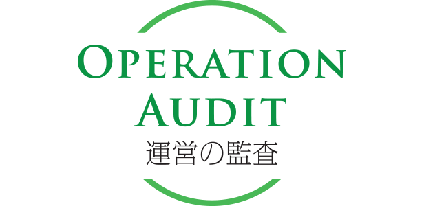 OPERATION AUDIT